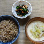 【若玄米リセットプログラム 3日目】ご飯を食べるだけでリフトアップができる!?