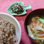 【若玄米リセットプログラム 7日目】若玄米を食べたら、お便りが臭くない