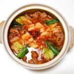 寒い日におすすめ!キムチ鍋で腸活&代謝アップ